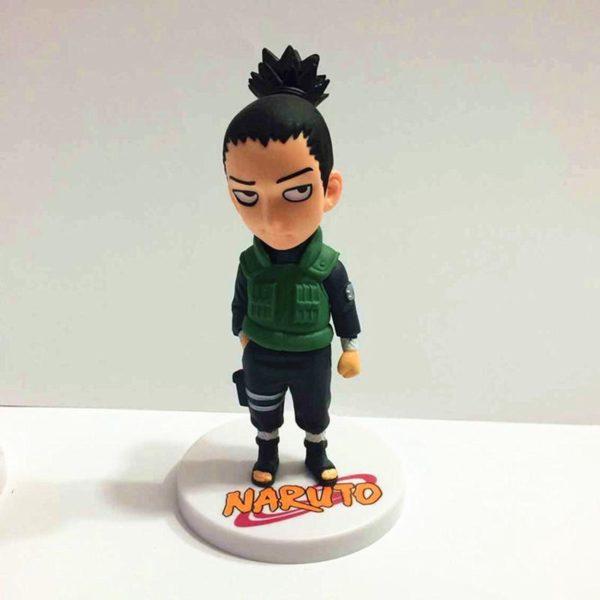 6 pcs ensemble Anime Naruto Sasuke Shikamaru Sasori Deidara Itachi Uzumaki Naruto PVC Figure Figurines Jouets 4 1 Lot De 6 Figurines Sasuke Shikamaru Sasori Deidara Itachi Uzumaki Naruto - Livraison Gratuite !