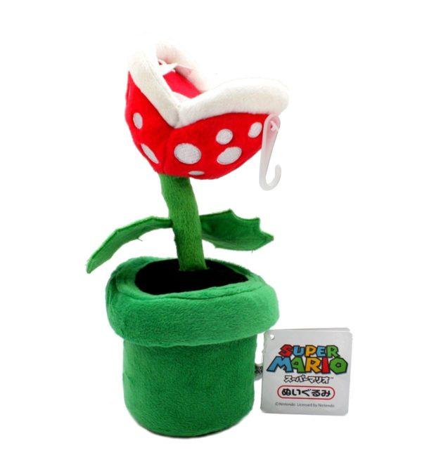 614ZyY2Ja8L. SL1316 Peluche Plante Piranha Super Mario - Livraison Gratuite !