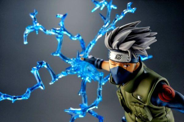 61TVMSWj0qL. SL1100 Figurine Kakashi Hatake Naruto (22 Cm) - Livraison Gratuite !