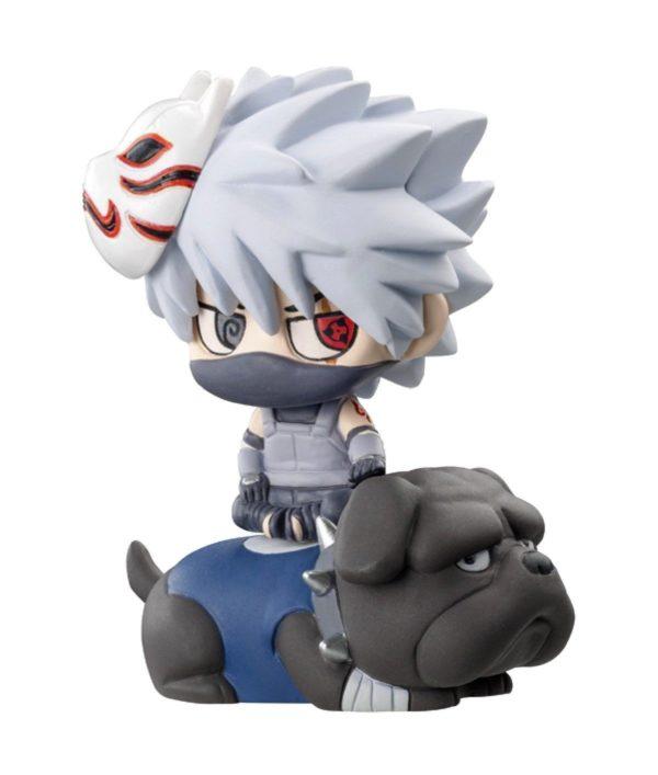 1 Lot De 6 Figurines Naruto 5 Cm (2 Versions) - Livraison Gratuite !