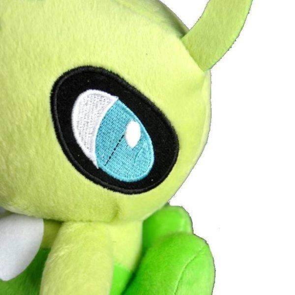 623621831 739 Peluche Celebi (18Cm) Pokemon - Livraison Gratuite !
