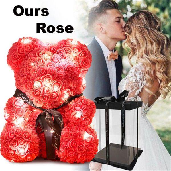 6 38dd54c7 768a 4b62 8413 346bc85ea9df Ours En Peluche Roses