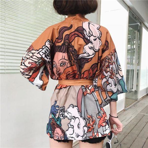 6 bf951f70 904c 49a1 8307 0d26f34f57a7 Kimono Japonais Imprimé