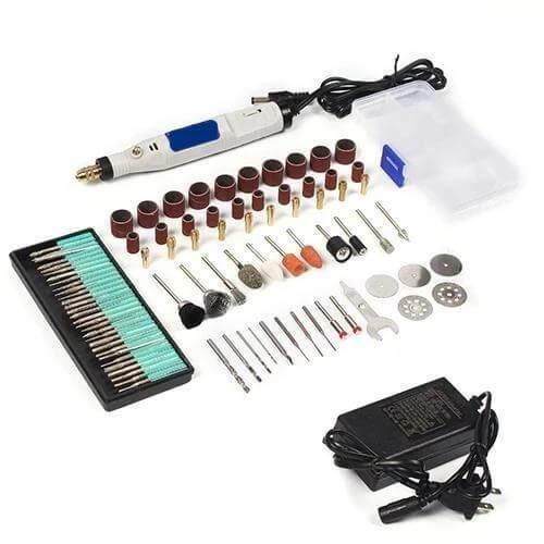 Kit d'Outils Mini-broyeurs Électriques Raton Malin Kit 3