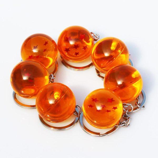 7 pcs set Dragon Ball Z 1 2 3 4 5 6 7 boules de cristal 13798775 1f03 43b9 8d0a 87bd0ddf8c2e 1 Lot De 7 Porte-Clés Boule De Cristal Dragon Ball Z - Livraison Gratuite !