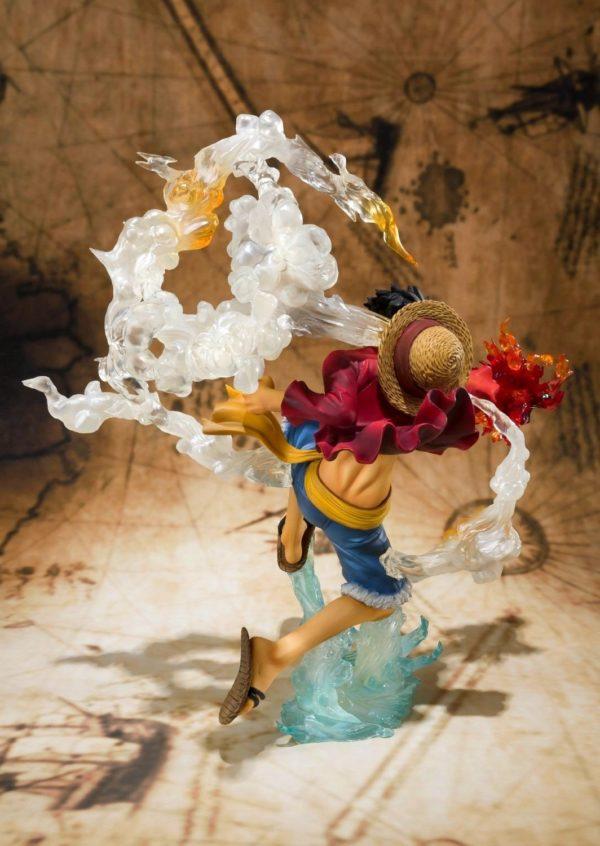 71 YzPDOZsL. SL1500 Figurine Luffy Battle Version One Piece - Livraison Gratuite !