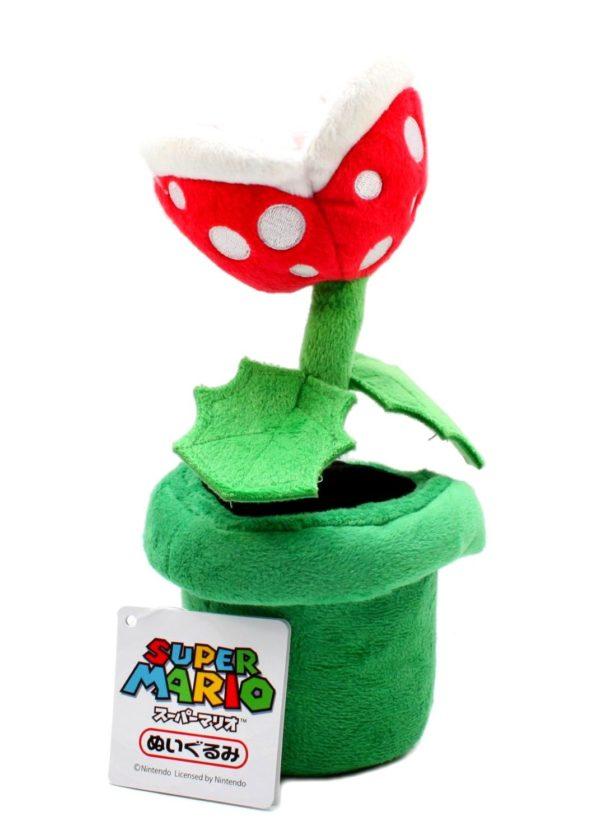 71nFLQqEmZL. SL1500 Peluche Plante Piranha Super Mario - Livraison Gratuite !