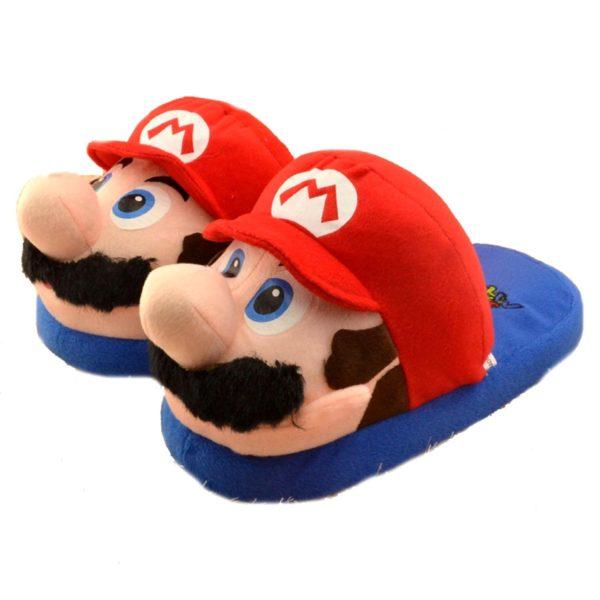 71pFmoZKNgL. UL1500 a049c91a 03bc 4c8e 8c41 989c98c3c57b Pantoufles Adulte Mario/Luigi Super Mario - Livraison Gratuite !
