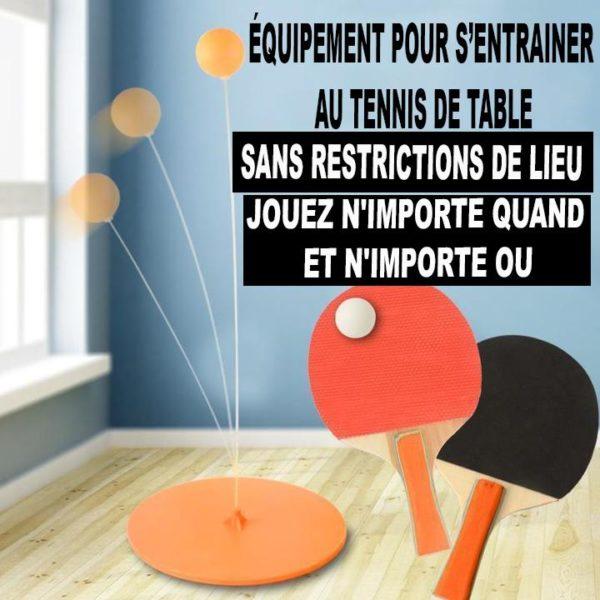 73 Entraîneur De Tennis De Table