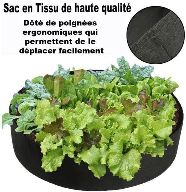 75 b743386e a06c 44c2 85fe 55afa57a248e Plate-Bande Surélevée En Tissu