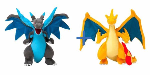 80dc8617113a95a442f68b35dc8246d4 Peluche Mega Evolution X&Y Dracaufeu (23-25Cm) Pokemon - Livraison Gratuite ! / Méga-Dracaufeu Y + Peluche Mega Evolution X&Y Dracaufeu (23-25Cm) Pokemon - Livraison Gratuite ! / Méga-Dracaufeu X