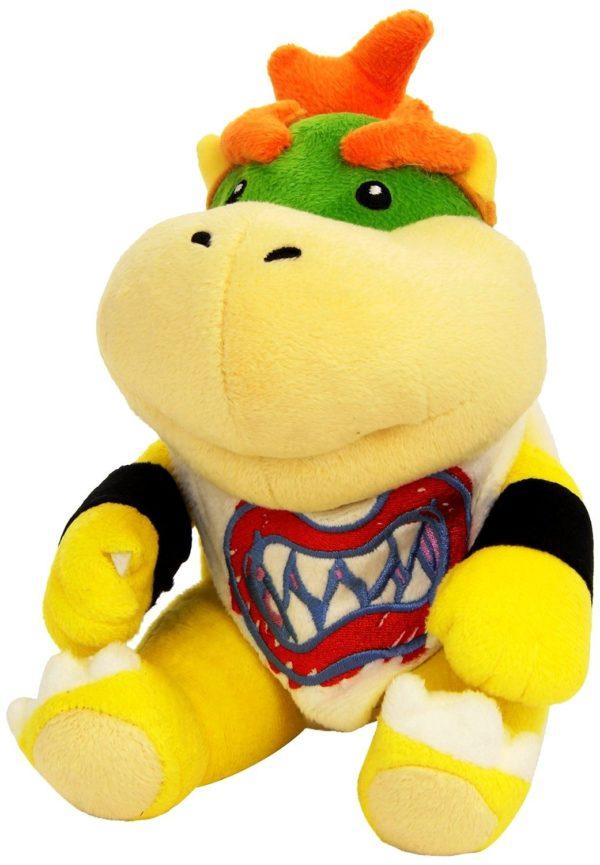 81wk iIn7IL. SL1500 Peluche Bowser Junior (18Cm) Super Mario Bros. - Livraison Gratuite !
