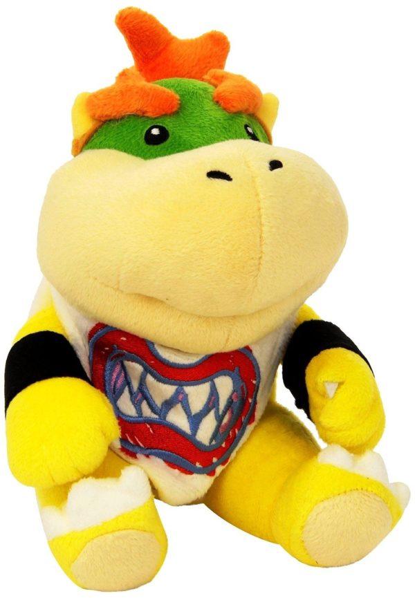 81wk iIn7IL. SL1500 bgrt Peluche Bowser Junior (18Cm) Super Mario Bros. - Livraison Gratuite !