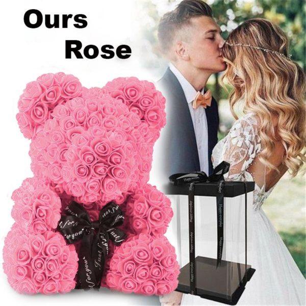 89 2461d569 fb58 4e38 bee8 890fc6b3ae72 Ours En Peluche Roses