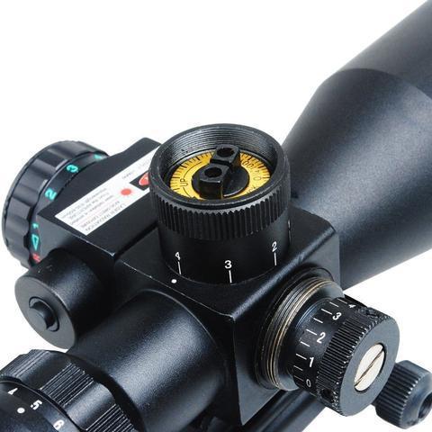 8 large 18907034 11db 458b a3d9 77e3acf12af7 B-Tac 2.5-10X40 Predator - Optique À Laser Avec Support