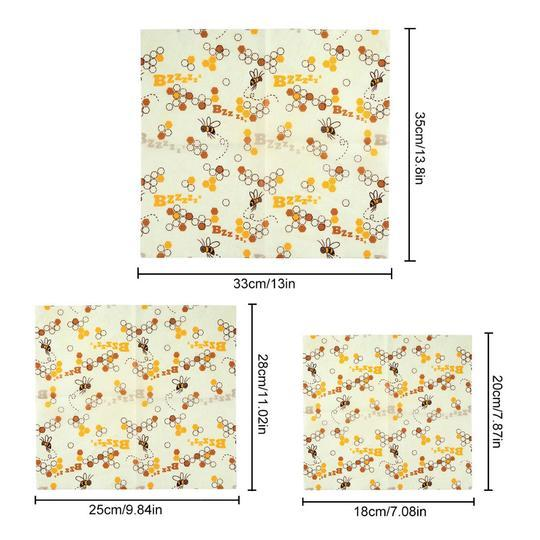 9 f0dcc883 5e4e 4c55 8065 e52e4a659003 Film Alimentaire Réutilisable En Cire D'abeille