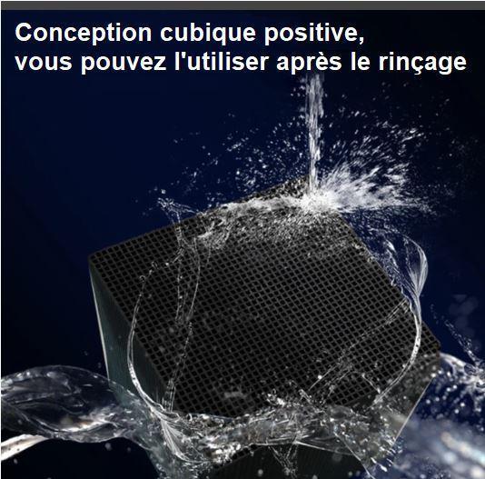 AQ6 Cube Purificateur D'eau Eco-Aquarium