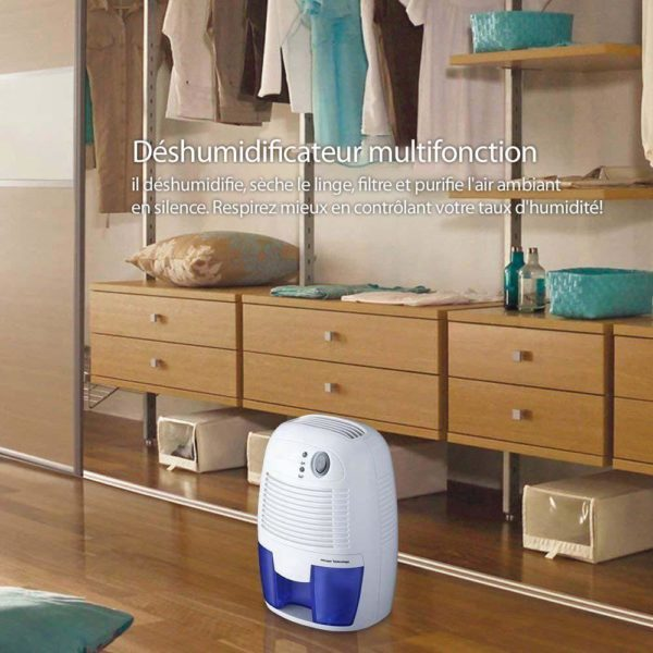 Absorbeurd humidite Déshumidificateur D'air Argos