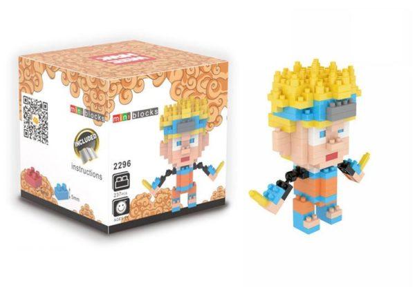 Anime Naruto Jouet Building Block DIY Mini Mod egrave 1 087c5b01 965d 471b a682 caba5627da0a Figurine Mini Lego Naruto (2 Personnages ) - Livraison Gratuite !