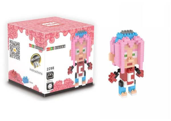Anime Naruto Jouet Building Block DIY Mini Mod egrave 2 79344b38 9501 4a29 adeb 0d662f0bd744 Figurine Mini Lego Naruto (2 Personnages ) - Livraison Gratuite !