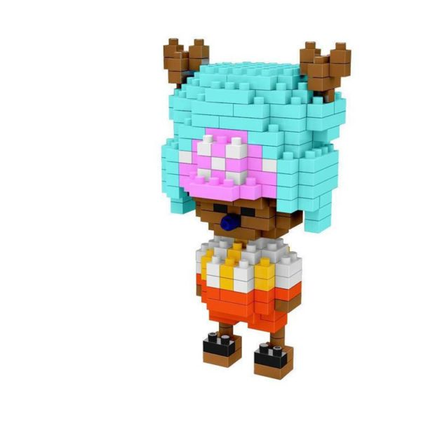 Anime One Piece Figure Jouet Building Block DIY Mini Modele Bloc de diamant 5 style Luffy 1 46bd6a43 eb58 48db 9e5b 8f13764a653f Figurine Lego One Piece (4 Personnages Disponibles) - Livraison Gratuite !