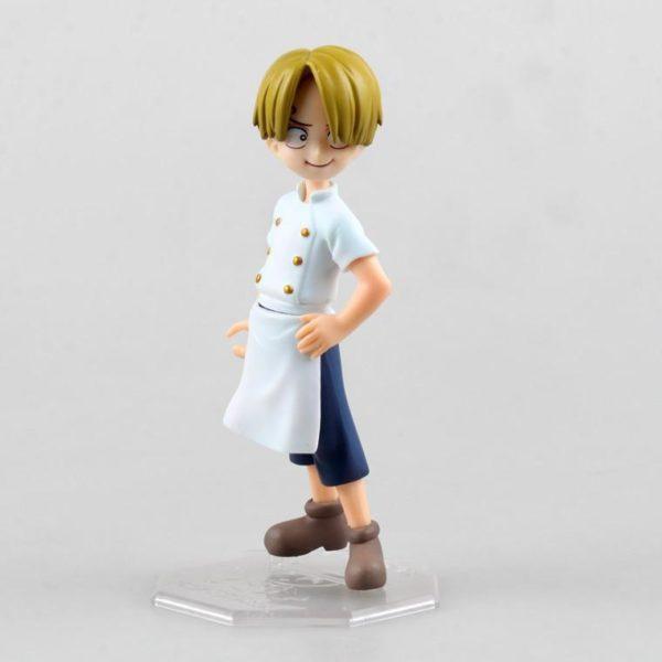 Anime One Piece POP Sanji Enfance ver PVC Action Figure Collection Mod egrave 1 Figurine Sanji Enfant (12 Cm) One Piece - Livraison Gratuite !