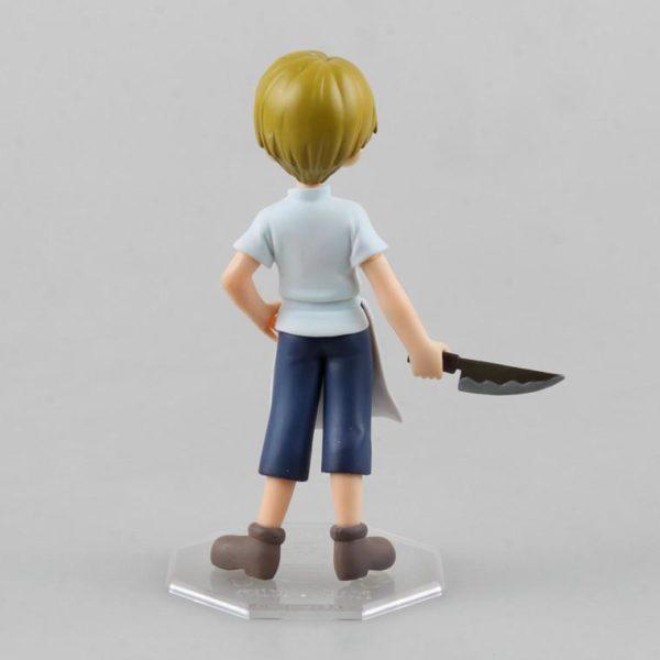 Anime One Piece POP Sanji Enfance ver PVC Action Figure Collection Mod egrave 2 Figurine Sanji Enfant (12 Cm) One Piece - Livraison Gratuite !