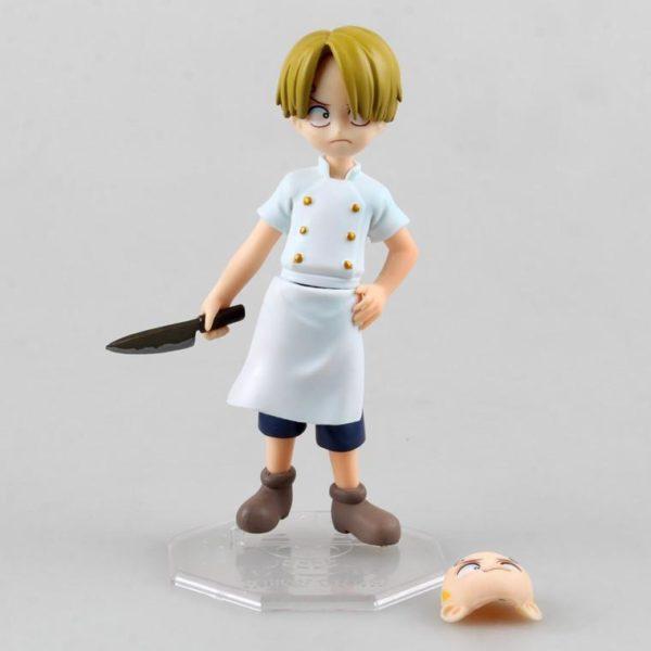 Anime One Piece POP Sanji Enfance ver PVC Action Figure Collection Mod egrave c55850fc 8ed7 4577 8fa2 bfd6a35379b4 Figurine Sanji Enfant (12 Cm) One Piece - Livraison Gratuite !