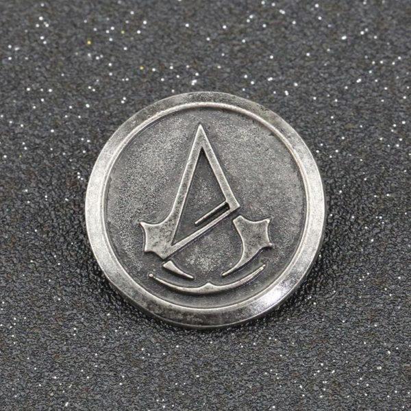 Assassins Creed Broche Broches Abstergo Templiers Maitre Aigle Logo Badge Altair Ezio Connor Desmond Jeu Bijoux 1 ebdd53bb a687 4e07 a071 5f4c6b52bc33 Broches Pins Assassin's Creed (7 Modèles) - Livraison Gratuite !