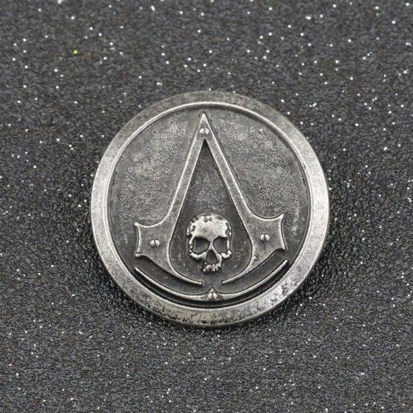 Assassins Creed Broche Broches Abstergo Templiers Maitre Aigle Logo Badge Altair Ezio Connor Desmond Jeu Bijoux 2 35f3c9fe f88f 4cba 998f 8e73d324bcc8 Broches Pins Assassin's Creed (7 Modèles) - Livraison Gratuite !