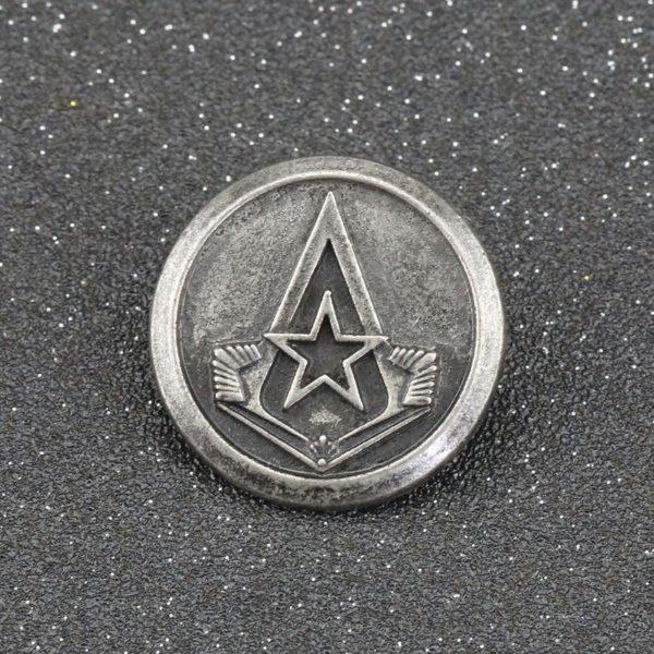 Assassins Creed Broche Broches Abstergo Templiers Maitre Aigle Logo Badge Altair Ezio Connor Desmond Jeu Bijoux 3 3920fbf9 5d78 4d24 9ea2 5fb460df03b6 Broches Pins Assassin's Creed (7 Modèles) - Livraison Gratuite !
