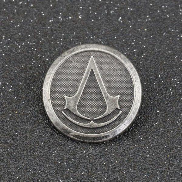 Assassins Creed Broche Broches Abstergo Templiers Maitre Aigle Logo Badge Altair Ezio Connor Desmond Jeu Bijoux 4 6a7e4d09 dfa2 4586 b155 37a42cbdec0f Broches Pins Assassin's Creed (7 Modèles) - Livraison Gratuite !