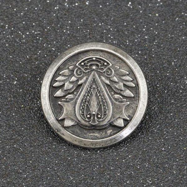 Assassins Creed Broche Broches Abstergo Templiers Maitre Aigle Logo Badge Altair Ezio Connor Desmond Jeu Bijoux 5 c7e596d3 4f23 4146 bb2f 17a9ce2d78a2 Broches Pins Assassin's Creed (7 Modèles) - Livraison Gratuite !