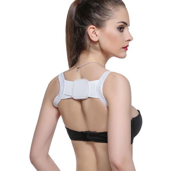 Support Pour Correction De Posture Raton Malin Blanc
