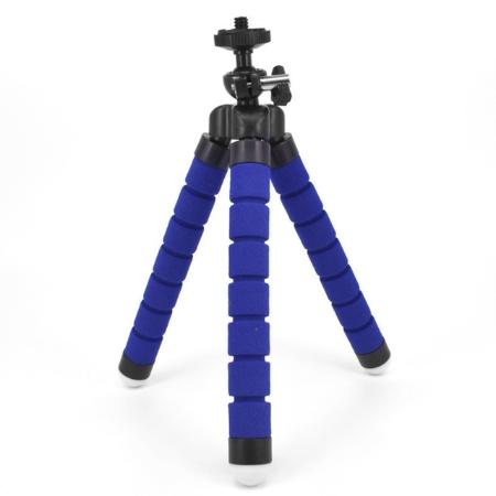 BLEU 729a4bcb 4c76 42e0 b013 84edb62d7dfa Trépied Flexible : Le Dispositif Idéal Pour Des Selfies De Folie !