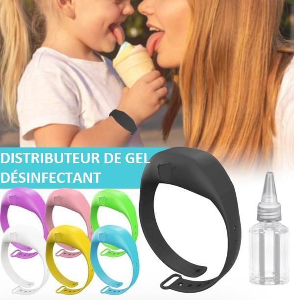 BR2 Bracelet Distributeur De Gel Désinfectant Pour Les Mains - Hygièna™