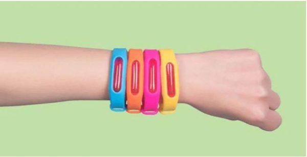 BRA10 Bracelet Anti-Moustiques Et Anti-Parasitaire (Protection Avancée)