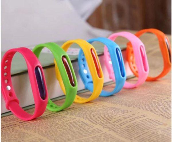 BRA11 Bracelet Anti-Moustiques Et Anti-Parasitaire (Protection Avancée)