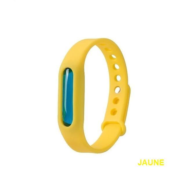 BRA2 Bracelet Anti-Moustiques Et Anti-Parasitaire (Protection Avancée)