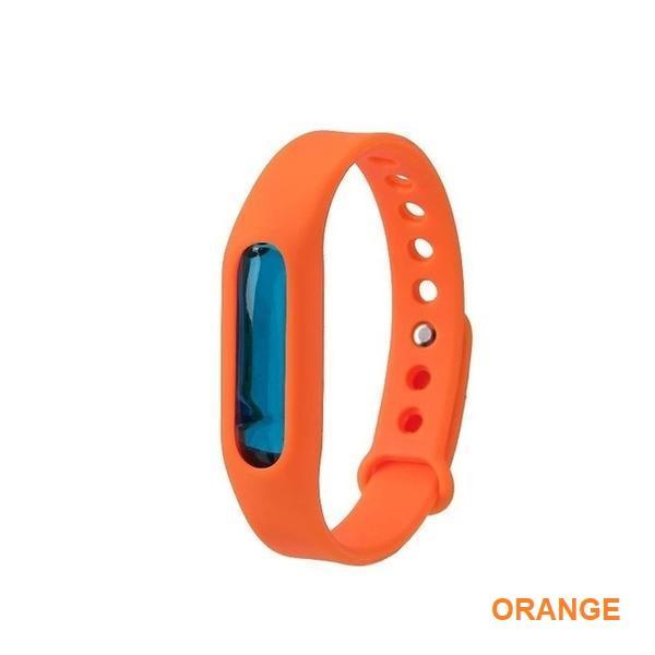 BRA4 Bracelet Anti-Moustiques Et Anti-Parasitaire (Protection Avancée)