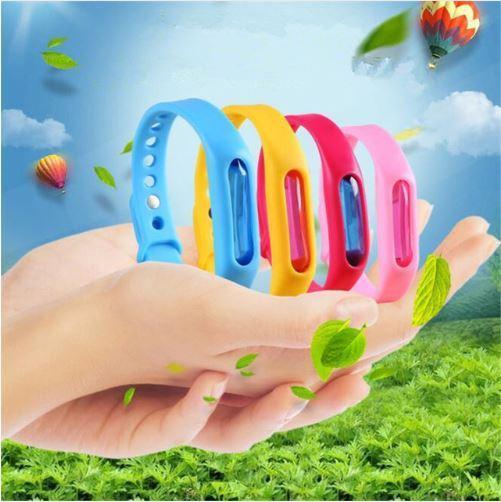 Bracelet Anti-moustiques et Anti-parasitaire (protection avancée) Raton Malin
