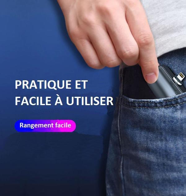 B 77f69344 3f4e 4d7f 8853 956a9324b9ec Mini Chargeur Magnétique - Phonecare™