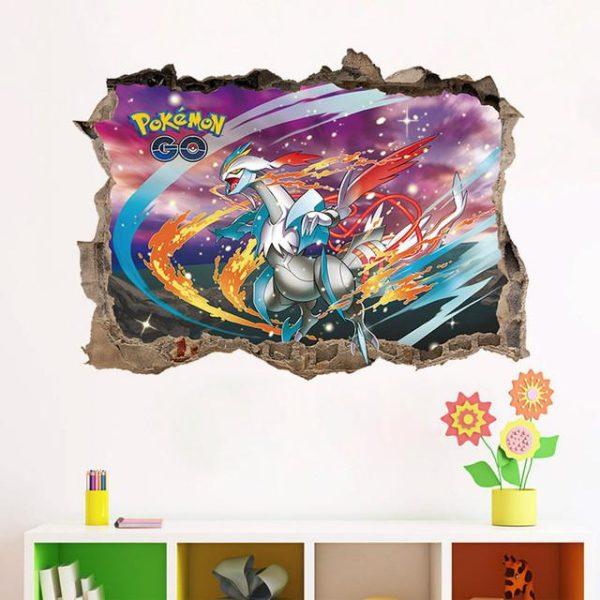 Bande dessinee Pokemon Aller Equipe Casse Stickers Muraux Pour Enfants Chambres Pikachu Stickers Muraux Murale Mur.jpg 640x640 0c019a4c 4f6e 4af9 810c df03d065024c Stickers Muraux Pokémon Go - Livraison Gratuite !