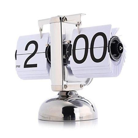 Blanc d9a0f7be a186 46f5 a026 98bafe3618a6 Flip Clock, La Meilleure Horloge Vintage En Ligne