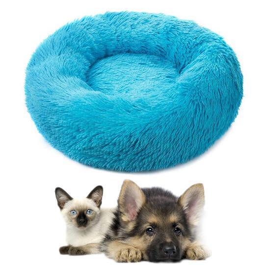 Bleu c7063677 5838 41fa be81 19614384ccef Le Coussin Relaxant Anti-Stress Pour Chien Et Chat