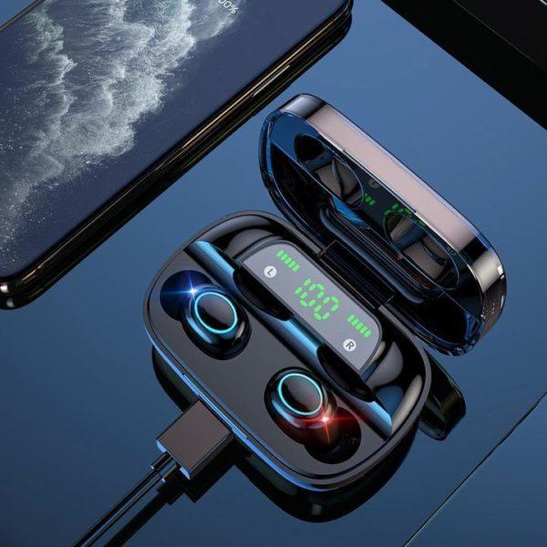 Bluetooth5.0avecMic Les Écouteurs Mysound Pro