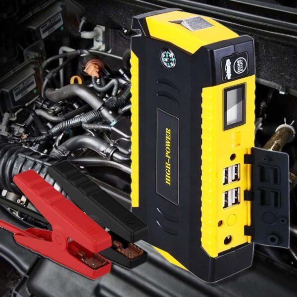 BoosterChargeurDemarreur 3 Booster Chargeur Démarreur Portable Pour Batterie