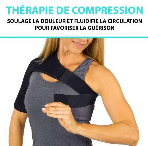 Brassiere 4 Attelle D'épaule Orthopédique