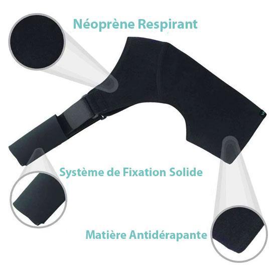 Brassiere 5 Attelle D'épaule Orthopédique