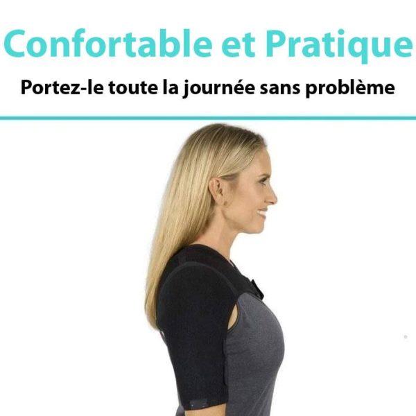 Brassiere 6 Attelle D'épaule Orthopédique